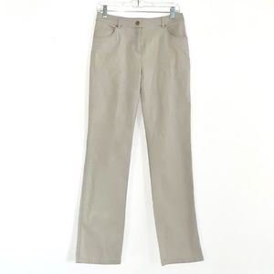 St. John Yellow Label Straight Leg Jeans - Size 4